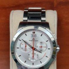 Relógios: RELOJ MAURICE LACROIX MI 1087 ROGER FEDERER. Lote 278215998