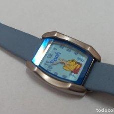 Relojes: POOH DISNEY FUNCIONANDO. Lote 278834318