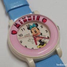 Relojes: LORUS MINIE FUNCIONANDO. Lote 278839443