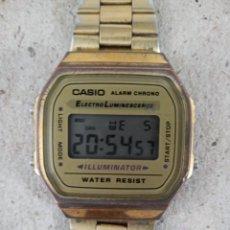 Relojes: RELOJ CASIO ELCTRO LUMINISCENTE QUARTZ. FUNCIONANDO. Lote 279511168