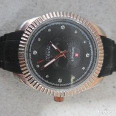 Relojes: RELOJ BRENATT WATCHES. CORREA SILICONA. Lote 279511948