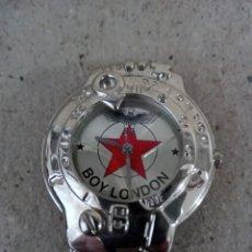 Relojes: RELOJ BOY LONDON. QUARTZ. ( CRISTAL ROTO ). Lote 279514303
