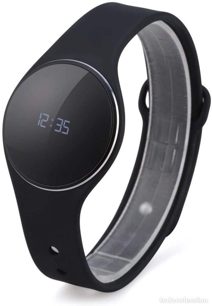Relojes: Reloj con Monitor de Actividades, en su caja original, a estrenar, garantia. Para Ios y Android. INN - Foto 3 - 283141393