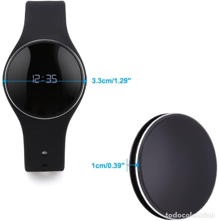 Relojes: Reloj con Monitor de Actividades, en su caja original, a estrenar, garantia. Para Ios y Android. INN - Foto 5 - 283141393