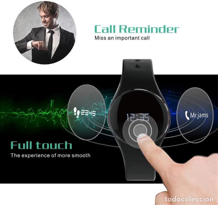 Relojes: Reloj con Monitor de Actividades, en su caja original, a estrenar, garantia. Para Ios y Android. INN - Foto 10 - 283141393
