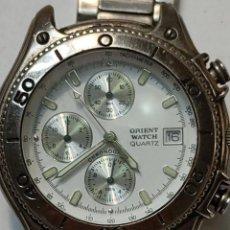 Relojes: RELOJ ORIENT WATCH CRONÓGRAFO CABALLERO PARA REPASO. Lote 283216943