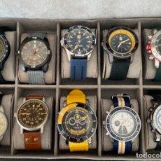 Relojes: RELOJES DIVER DE COLECCIÓN. Lote 284497963