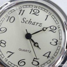 Relojes: BONITO RELOJ DE BOLSILLO SCHARZ QUARTZ. Lote 285343653