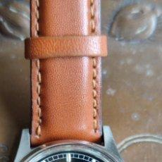 Relojes: HAMILTON TIPO MILITAR CRONO-STOP AÑOS 80.. Lote 285392998