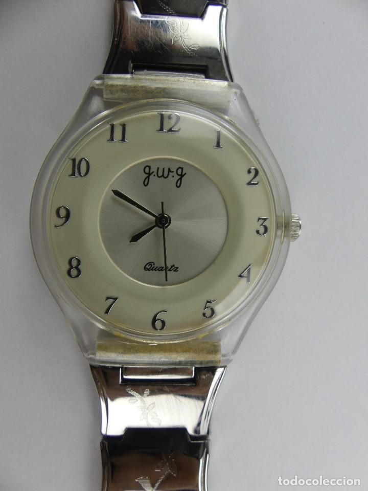 RELOJ DE PULSERA QUARTZ G.W.G. (Relojes - Relojes Actuales - Otros)