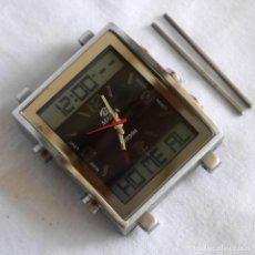 Relojes: RELOJ ELÉCTRICO MAREA FUNCIONANDO. Lote 285606418