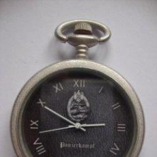 Relógios: ANTIGUO RELOJ DE LA II GUERRA MUNDIAL DE PANZERKAMPF FUNCIONA A PILAS PERFECTO ESTADO. Lote 286013948
