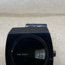 Relógios: RELOJ TIME FORCÉ QUARTZ. Lote 286415723