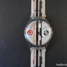 Relógios: RELOJ CONMEMORATIVO DE ADIF RENFE Y CERCANIAS. QUARTZ. SIGLO XXI. Lote 286865243
