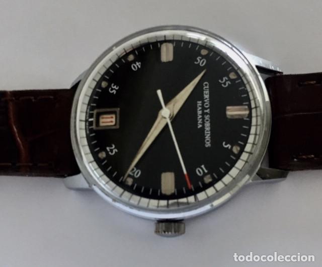 Relojes: CUERVO Y SOBRINOS - Foto 3 - 242002905
