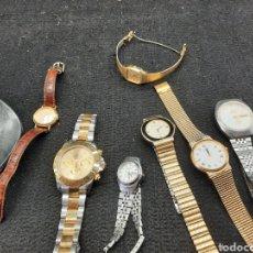 Relógios: LOTE DE RELOJES ORIENT , CITIZEN , ROLEX , MIKADO , LORUS , CASIO. Lote 287241278