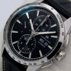 Relojes: RELOJ HAMILTON BROADWAY CRONOGRAPH NUEVO CON GARANTÍA. Lote 287608383