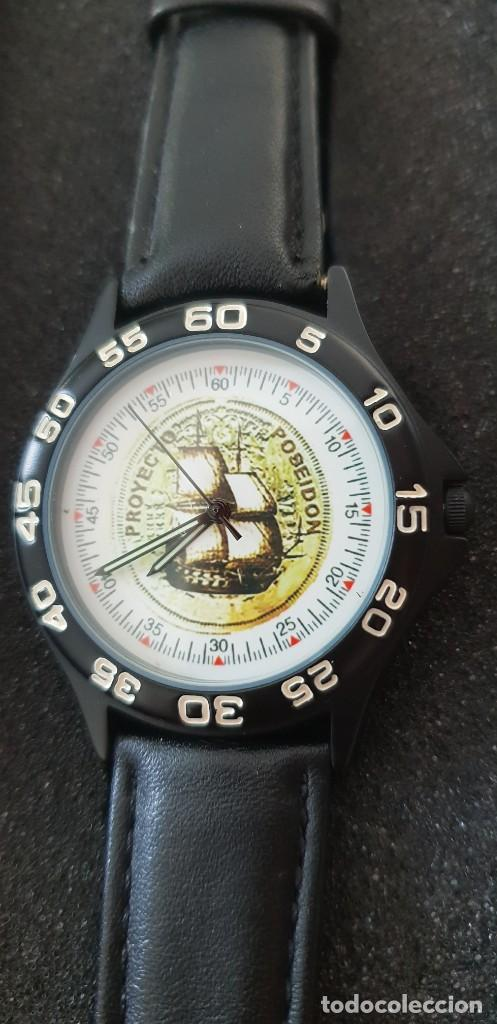 RELOJ WMC - PROYECTO POSEIDÓN - EDICIÓN LIMITADA Nº 8812 (Relojes - Relojes Actuales - Otros)