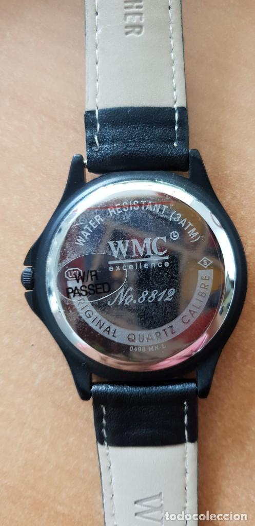 Relojes: Reloj WMC - Proyecto Poseidón - Edición Limitada nº 8812 - Foto 3 - 287677923