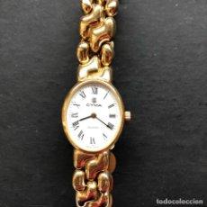 Relojes: RELOJ CYMA DE ORO. Lote 287683358