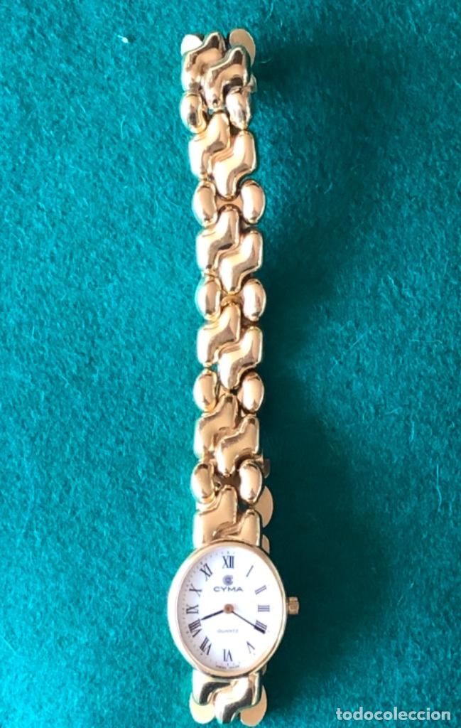 Relojes: Reloj CYMA de oro - Foto 2 - 287683358