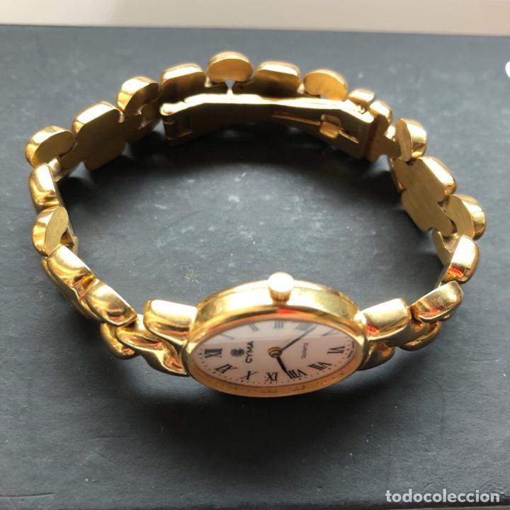 Relojes: Reloj CYMA de oro - Foto 3 - 287683358