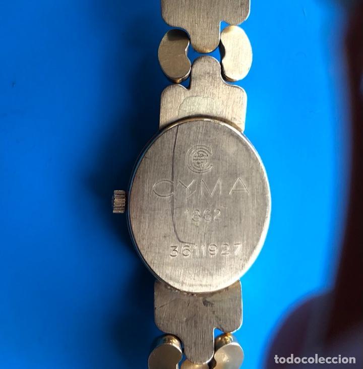 Relojes: Reloj CYMA de oro - Foto 4 - 287683358