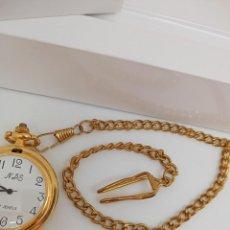 Relojes: RELOJ DE BOLSILLO VINTAGE NDS CON CADENA. Lote 287851403