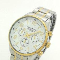 Relojes: RELOJ DE CUARZO VICEROY PARA HOMBRE 100M 401017-05 DE SEGUNDA MANO. Lote 287860178