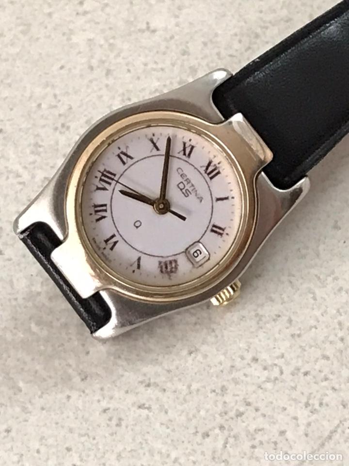 Relojes: RELOJ CERTINA DS CALENDARIO SEÑORAS - Foto 2 - 287885258