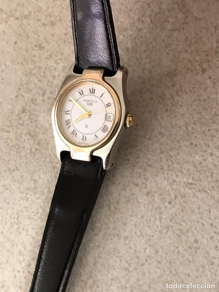Relojes: RELOJ CERTINA DS CALENDARIO SEÑORAS - Foto 5 - 287885258