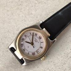 Relojes: RELOJ CERTINA DS CALENDARIO SEÑORAS. Lote 287885258