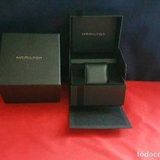 Relógios: ESTUCHE DEL RELOJ HAMILTON BUEN ESTADO .VER FOTOS. Lote 288058573