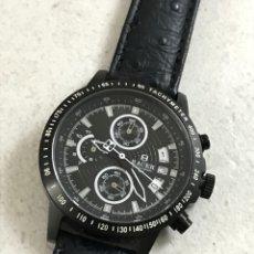 Relojes: RELOJ RACER CRONOGRAFO CALENDARIO TACHYMETER. Lote 288092898