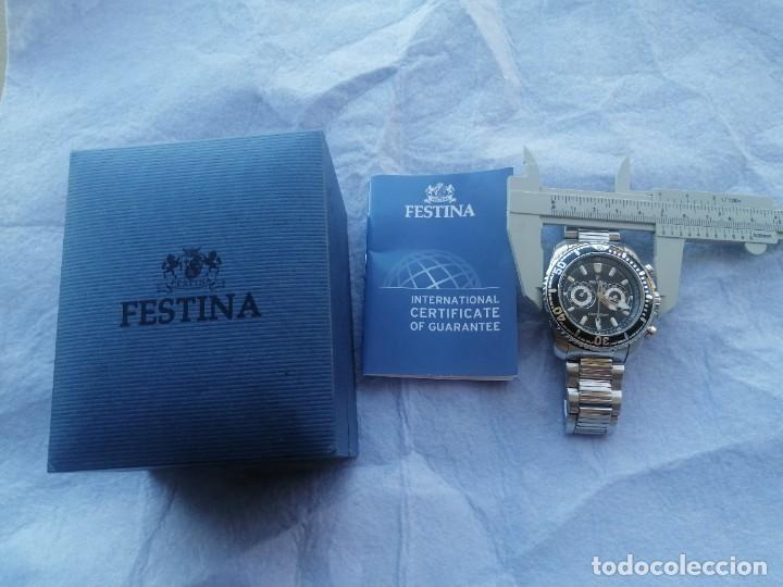 Relojes: Festina diver - Foto 2 - 288192043