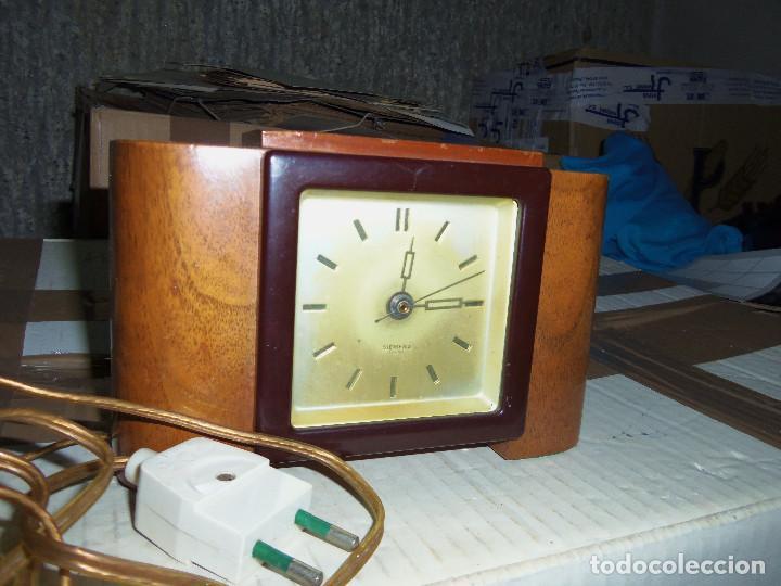 RELOJ ELECTRICO SIEMENS (Relojes - Relojes Actuales - Otros)