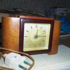 Relojes: RELOJ ELECTRICO SIEMENS. Lote 288197193