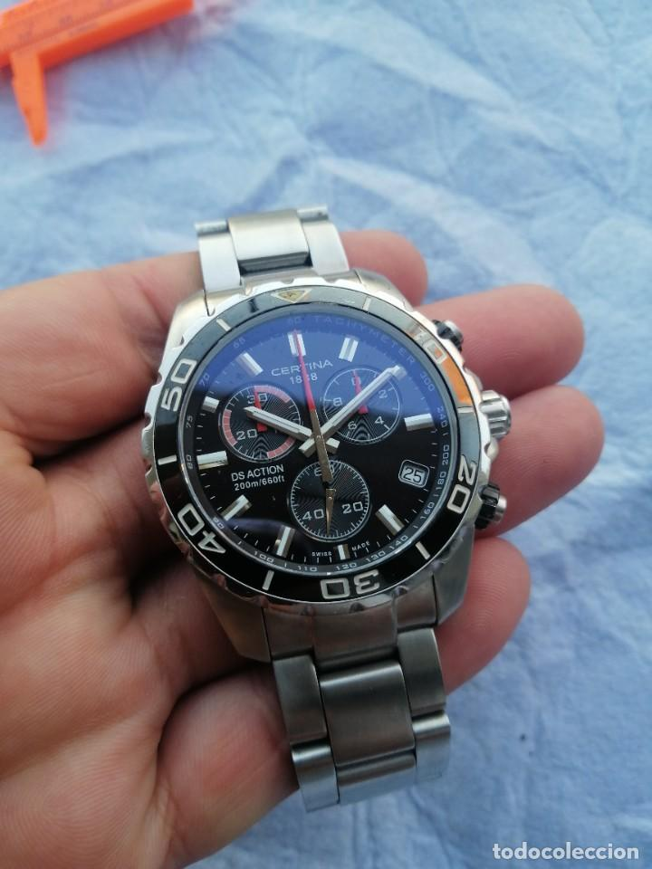Relojes: Certina cronografo - Foto 2 - 288223463