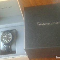 Relojes: RELOJ HAMILTON KHAKI AUTOMÁTICO TITANIUM. Lote 288329248