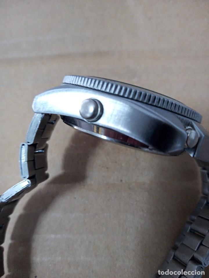 Relojes: BONITO RELOJ CS COLLECTION ALARMA CHRONO DUAL TIME - Foto 8 - 288606953