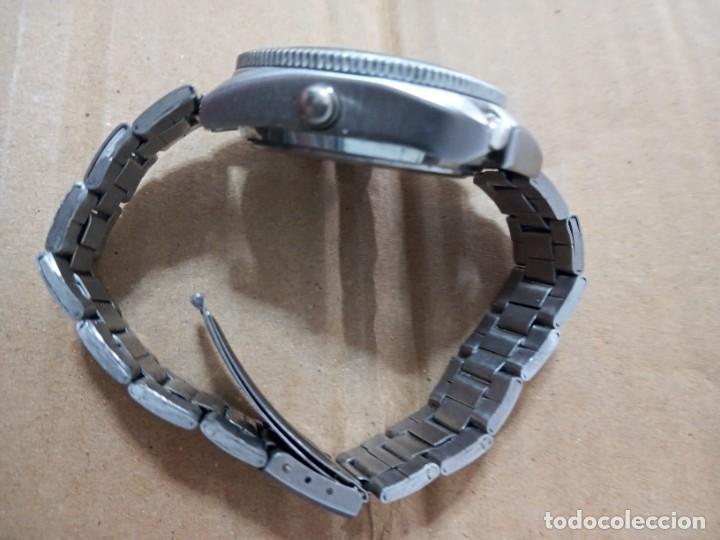 Relojes: BONITO RELOJ CS COLLECTION ALARMA CHRONO DUAL TIME - Foto 9 - 288606953