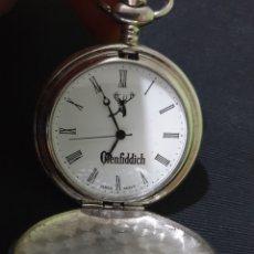Relojes: ANTIGUO RELOJ BOLSILLO GLENFIDDICH. Lote 289027368