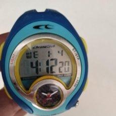 Relojes: RELOJ DE HOMBRE CHRONOTECH 42 MM FORMULA 1, FERNANDO ALONSO Y FISICHELA. Lote 292573133