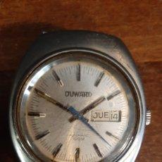 Relógios: RELOJ DUWARD AUTOMATIC 100M 1035 3CM ESFERA PARA DESPIECE. Lote 293443908