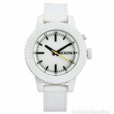Relojes: RELOJ NIXON GOGO A287100 BLANCO. Lote 293554573