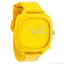 Relojes: RELOJ NIXON SHUTTER A167640 GOLDENRAD MARBLE AMARILLO. Lote 293555768