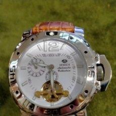 Relojes: RELOJ AUTOMÁTICO MAREA CABALLERO REF-3325. Lote 293577823