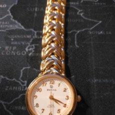 Relojes: RELOJ BERING CHAPADO EN ORO. Lote 294372873