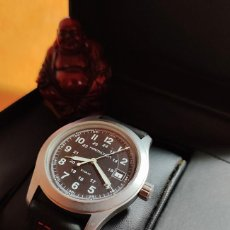 Relojes: RELOJ HAMILTON KHAKI. Lote 295514883