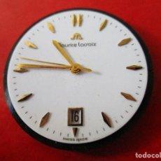 Relojes: MAQUINA DE CUARTZO MARCA MAURICE LACROIX. Lote 295798683
